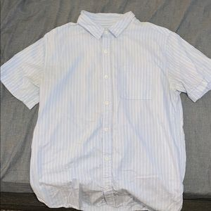 PacSun Striped Button-Up